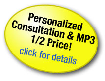 Personalized Consultation Half Price!